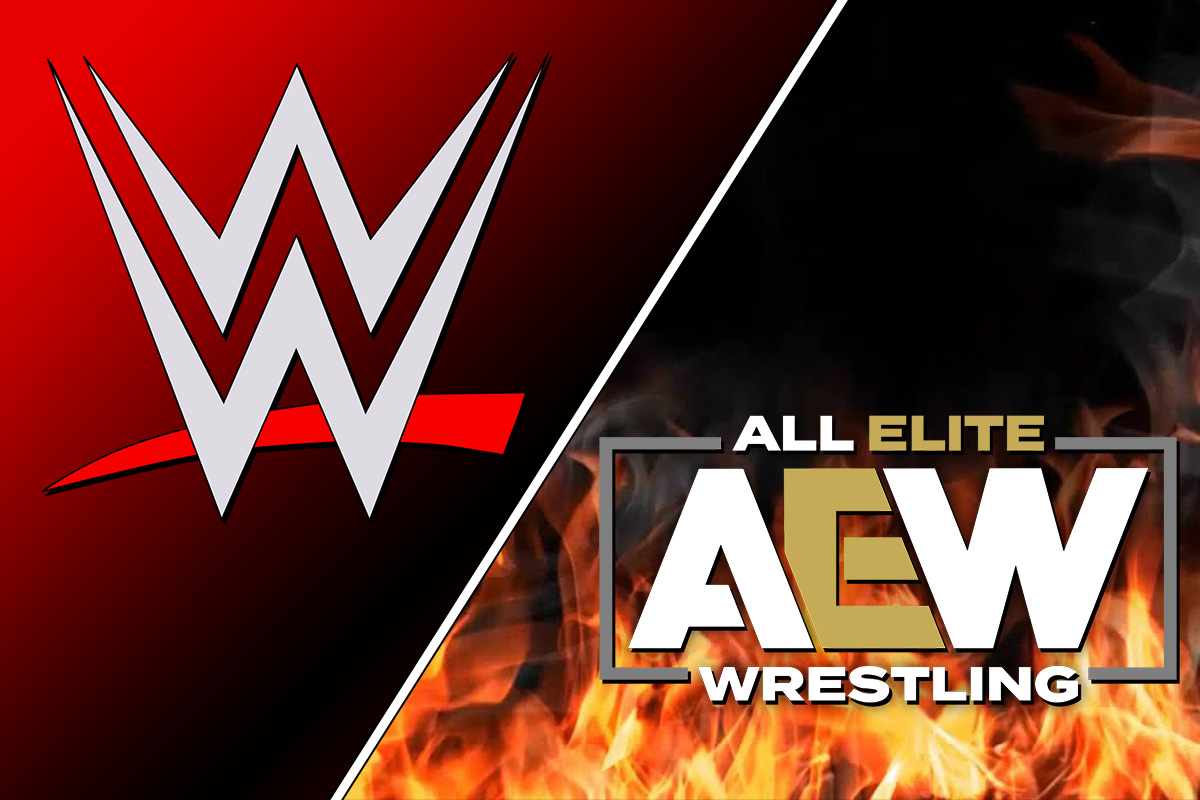 AEW topped NXT, but both shows still dipped in viewers.