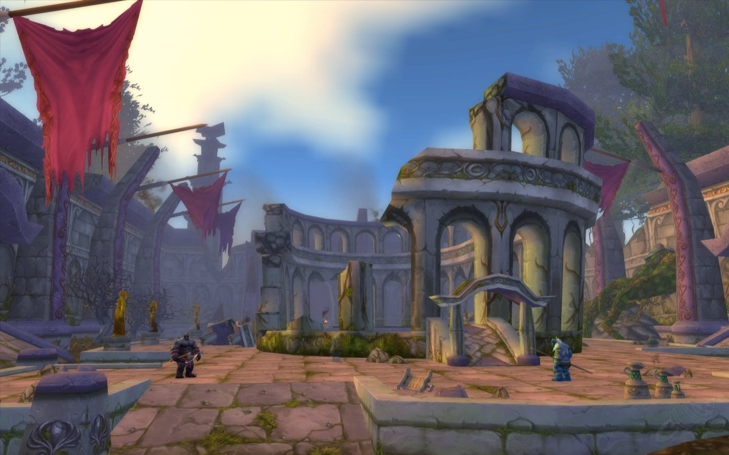 Dire Maul opens in WoW Classic October 15