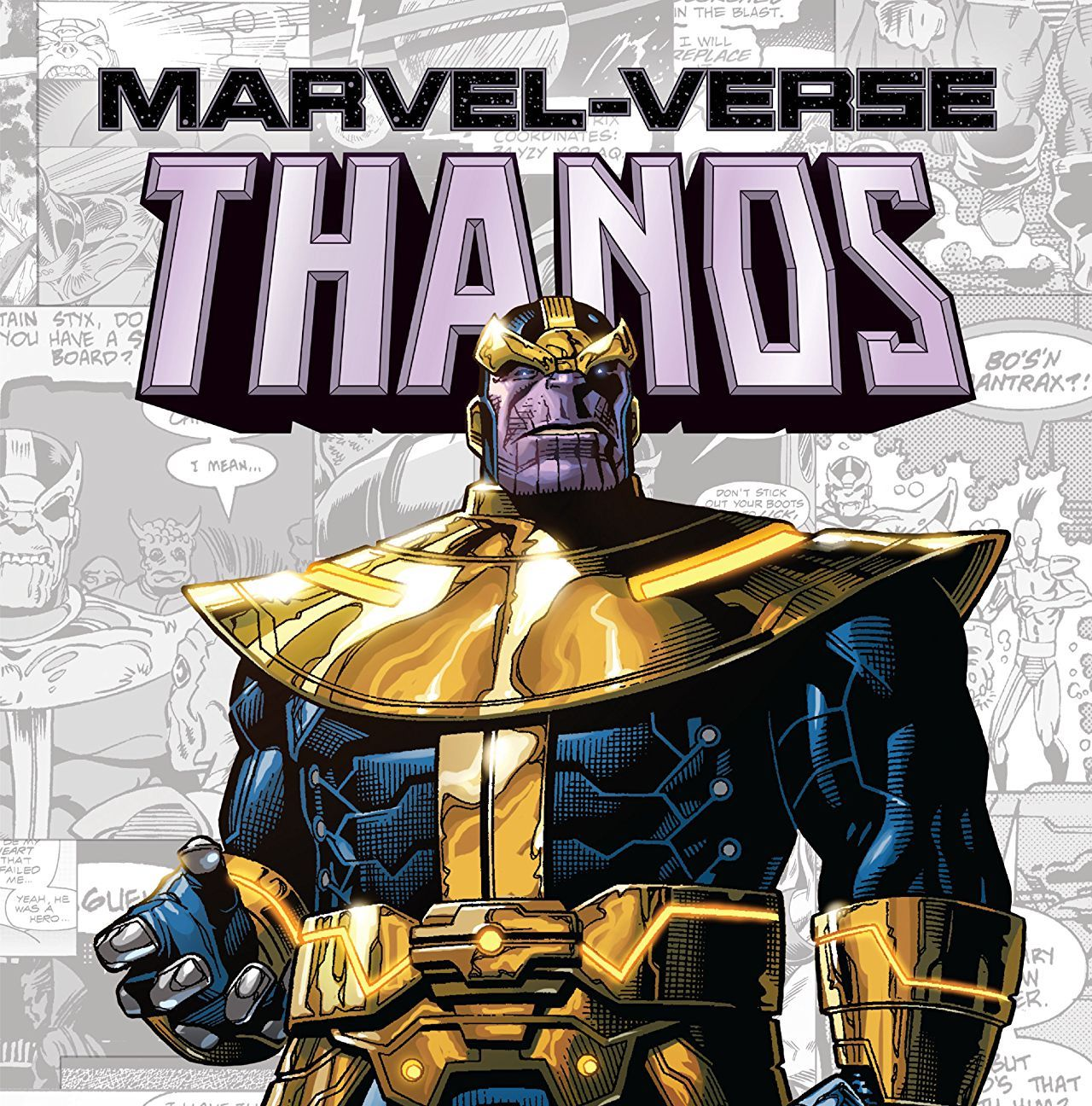Marvel-Verse: Thanos Review