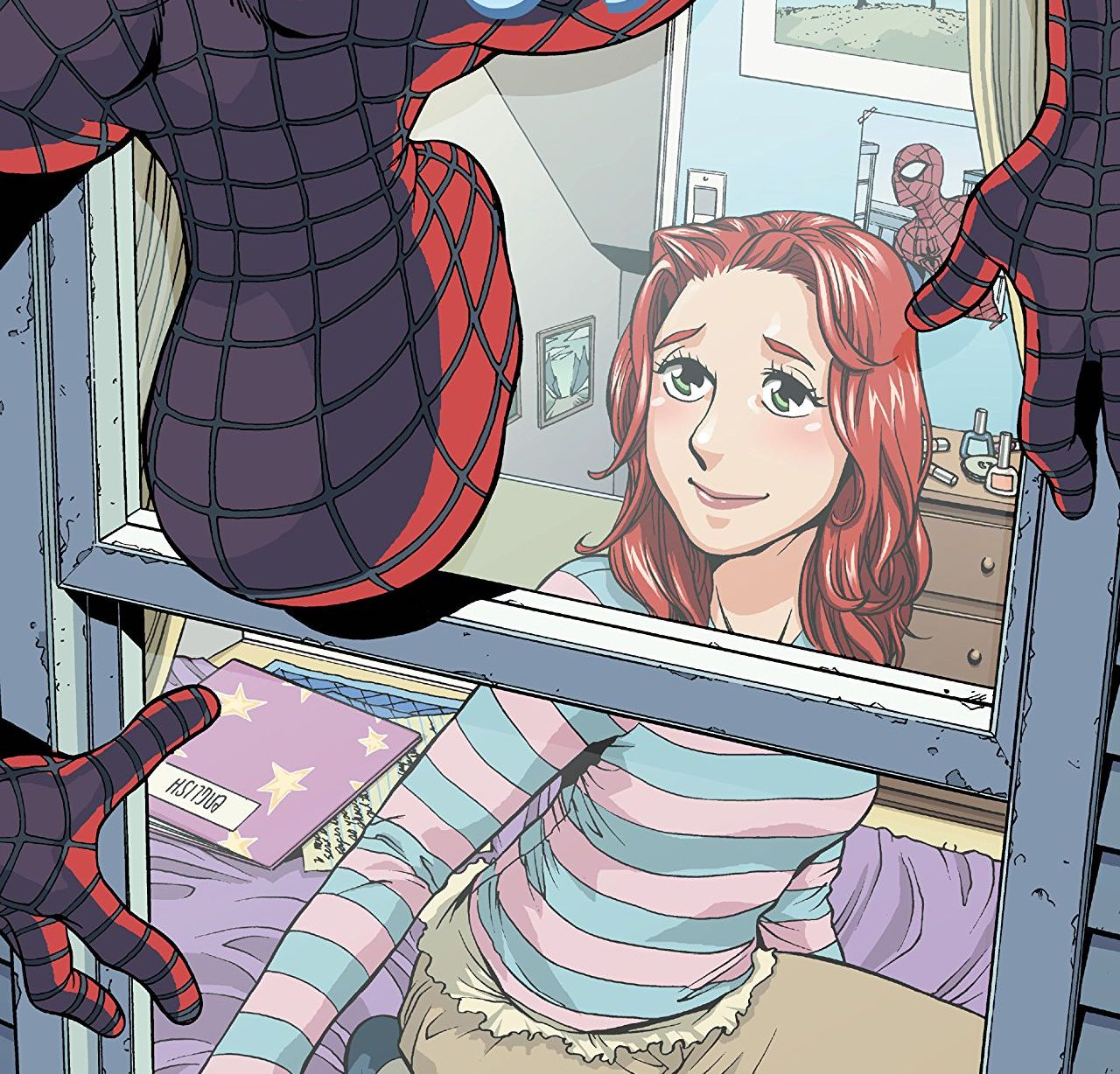 Spider-Man Loves Mary Jane: The Unexpected Thing Review