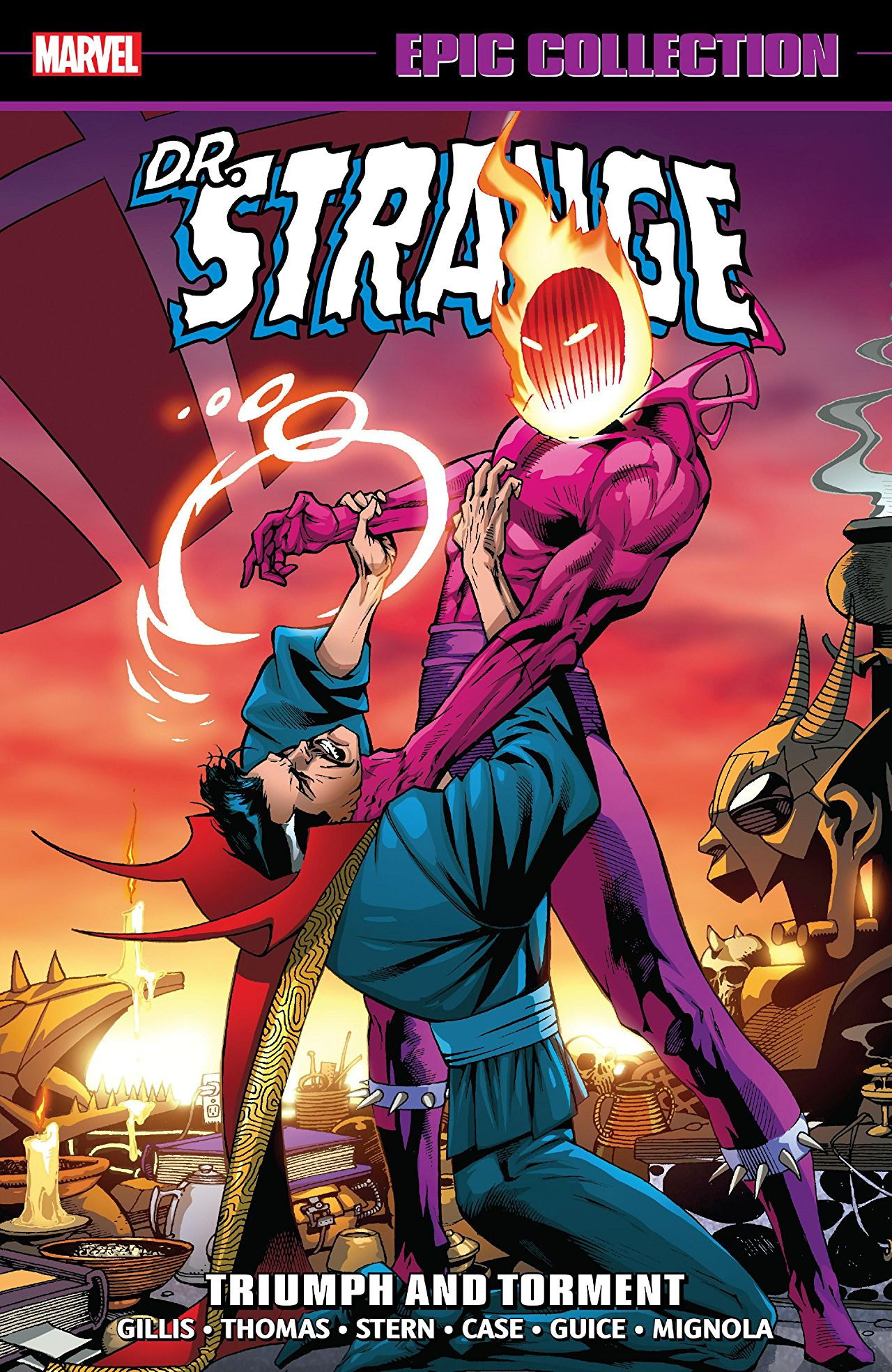 Doctor Strange Epic Collection: Triumph and Torment Review