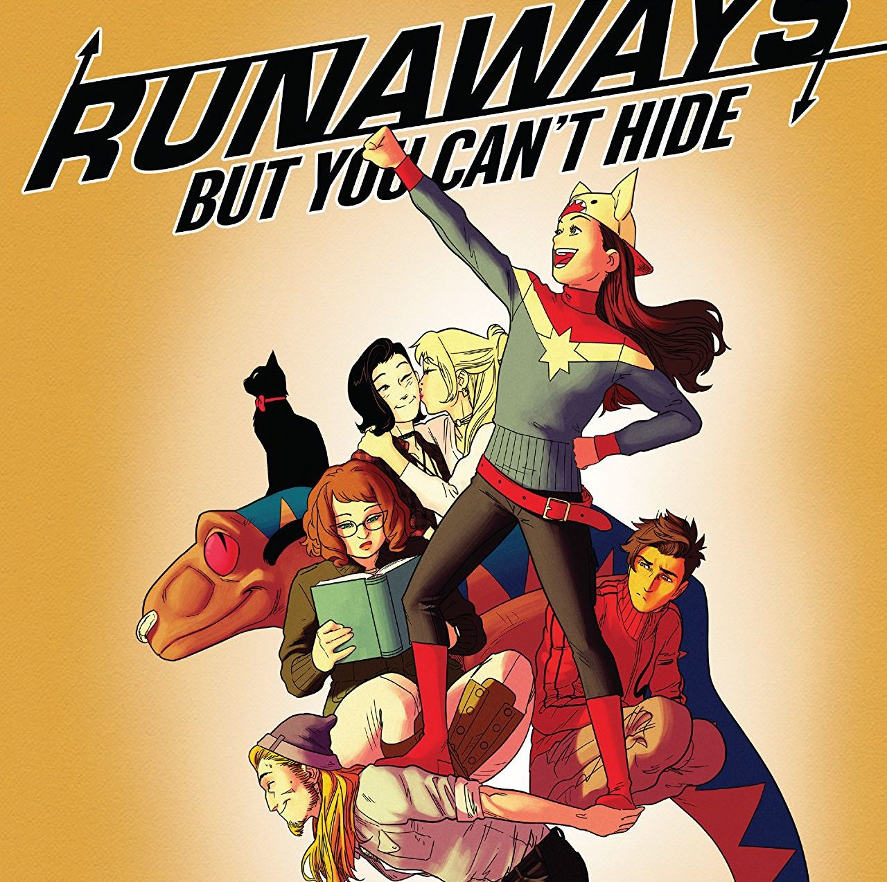 Love, conflict, and more abound in Runaways!