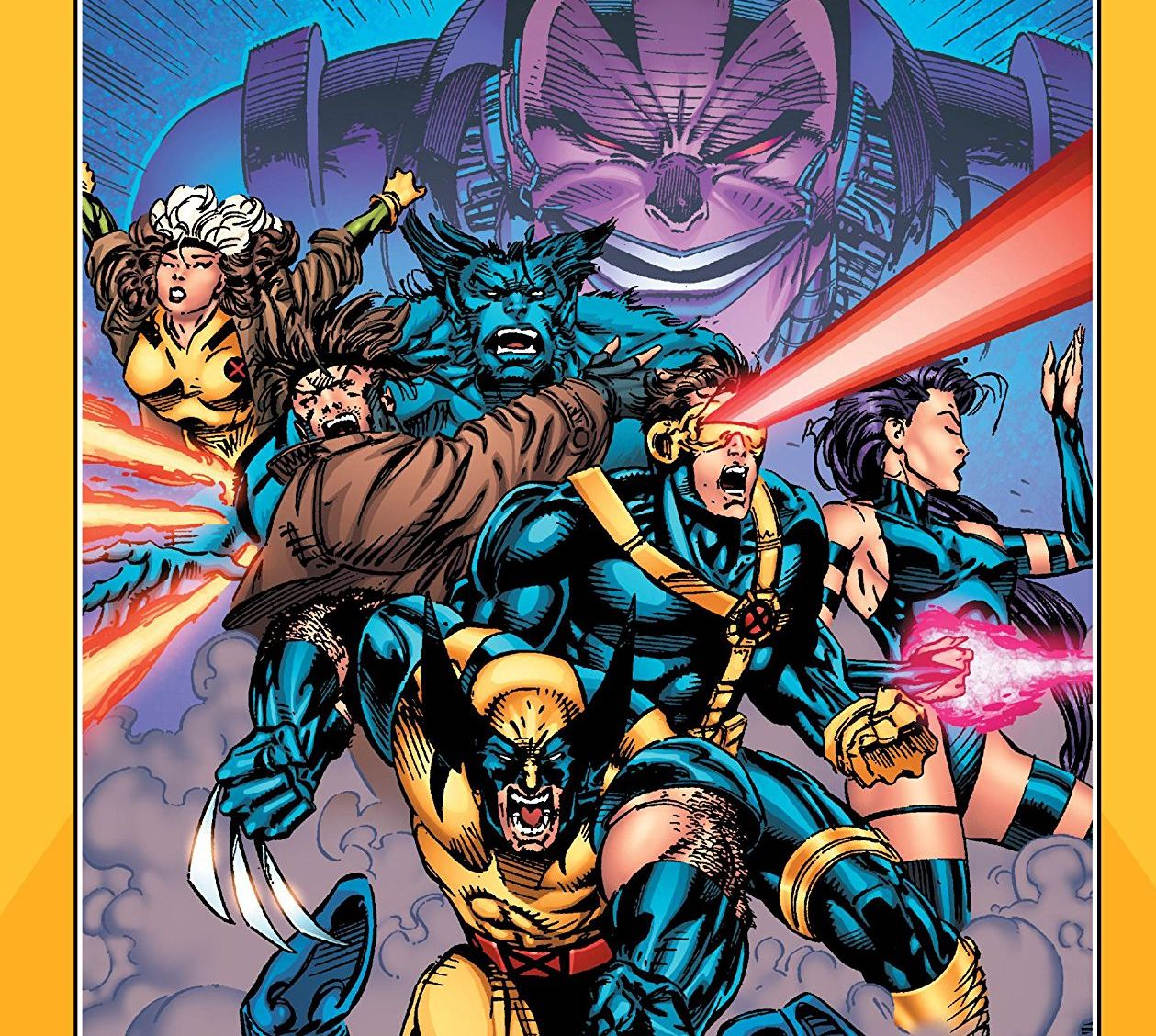 X-Men Milestones: X-Cutioner's Song TPB Review