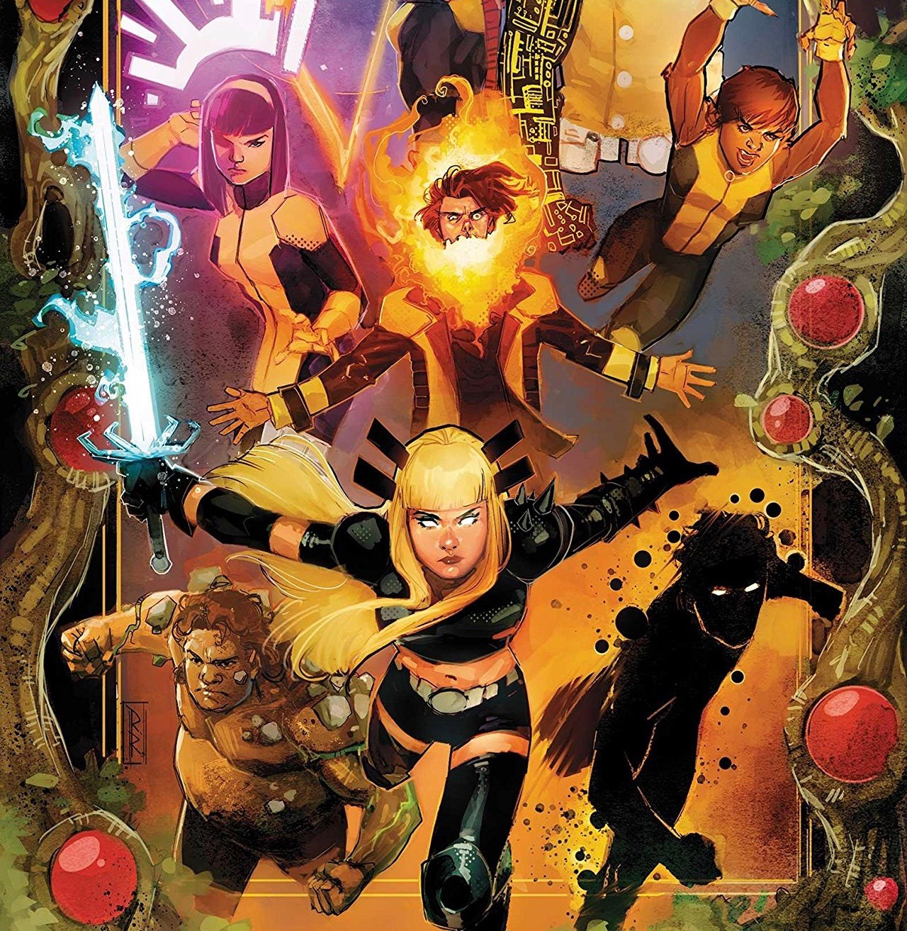 X-Men Week continues as we check in with Krakoa's New Mutants!