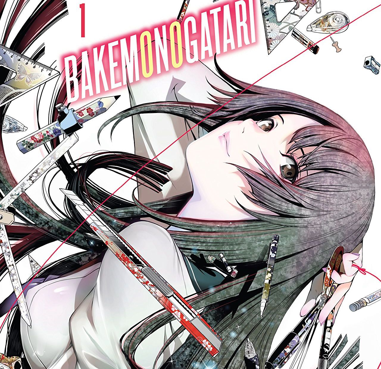 Bakemonogatari Vol. 1 Review