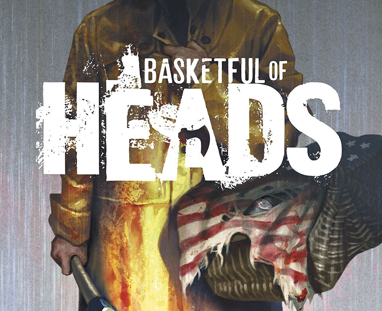Basketful of Heads #1 Review