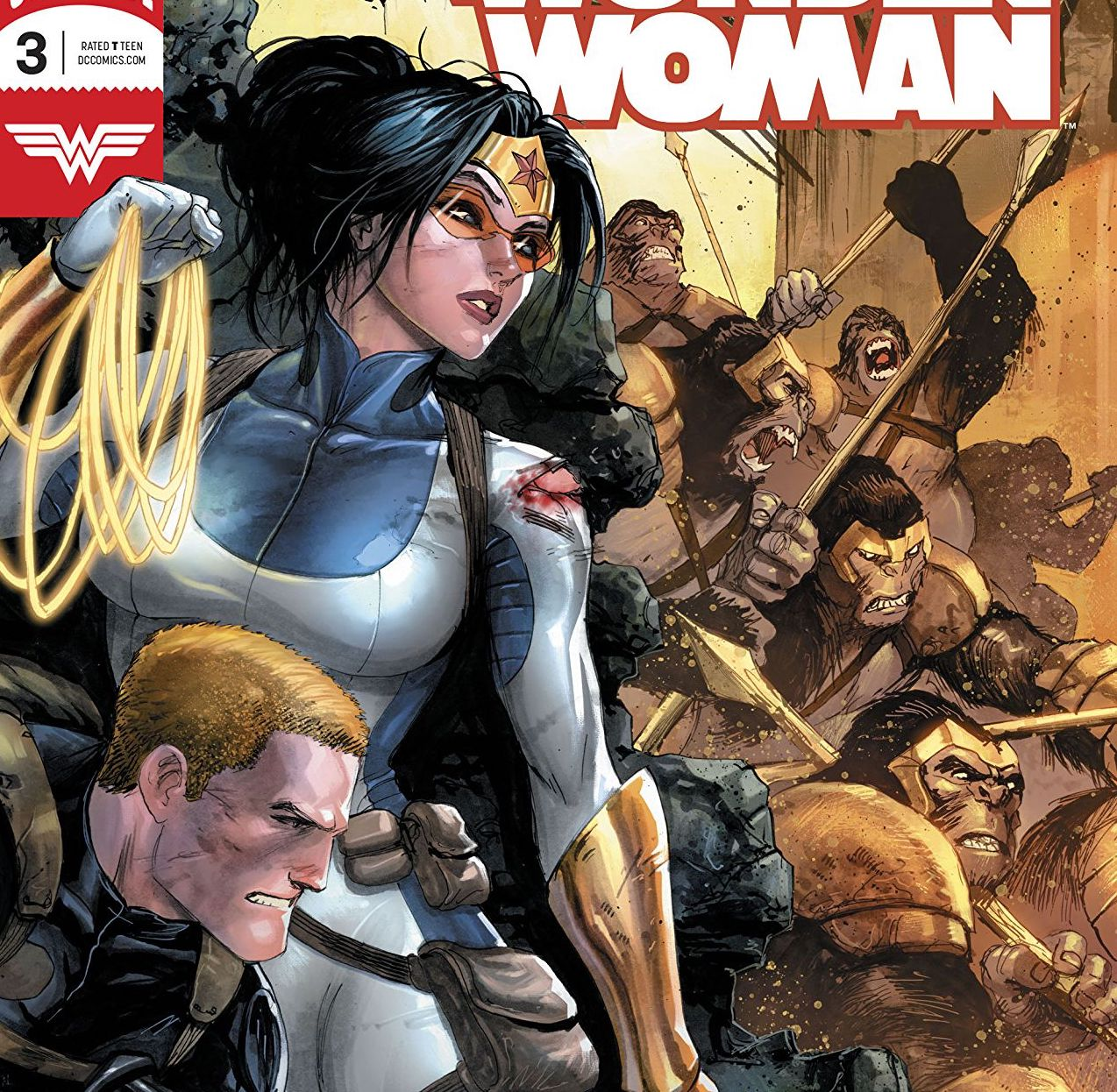 Wonder Woman Annual #3 Review