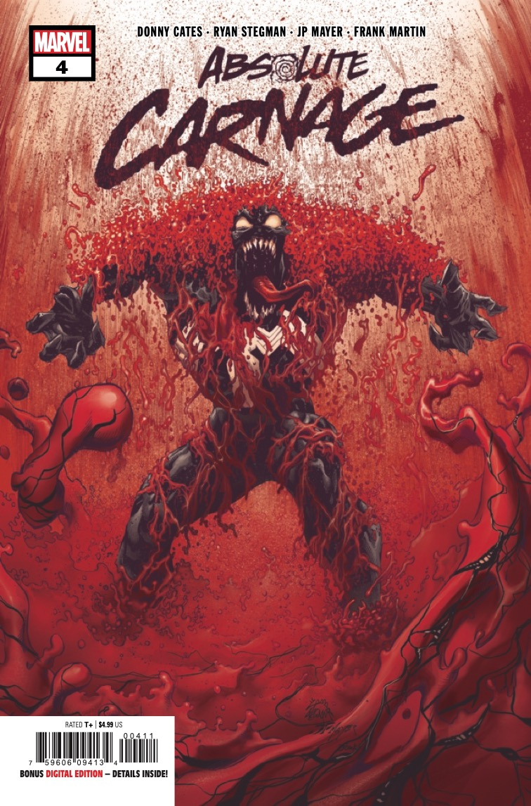 Marvel Preview: Absolute Carnage #4