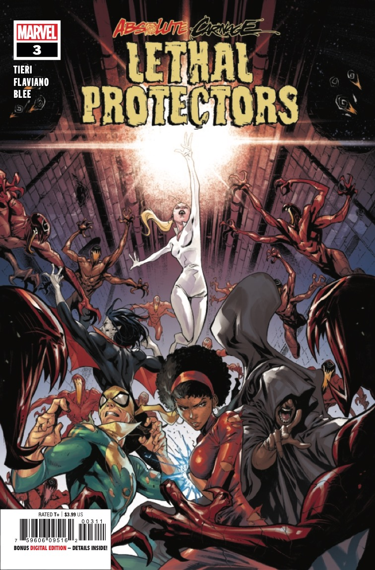 Marvel Preview: Absolute Carnage: Lethal Protectors #3