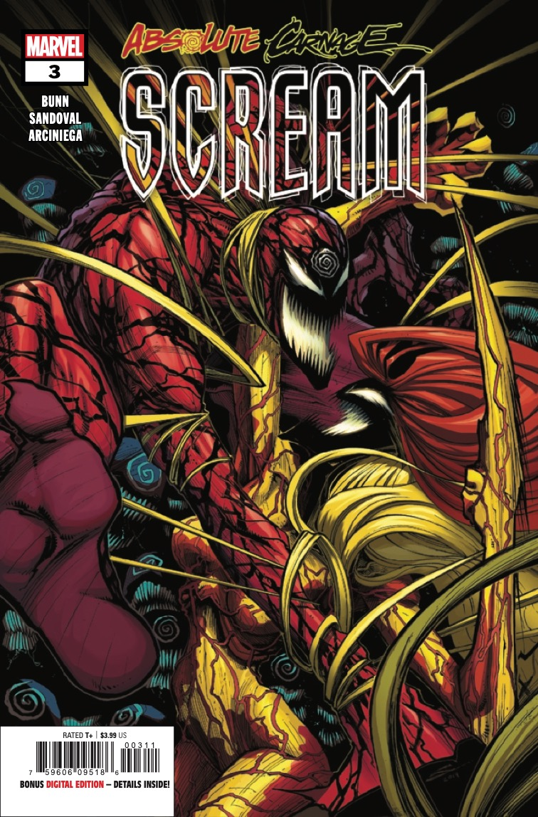 Marvel Preview: Absolute Carnage: Scream #3
