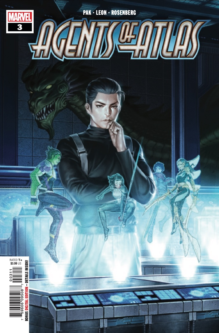 Marvel Preview: Agents Of Atlas #3