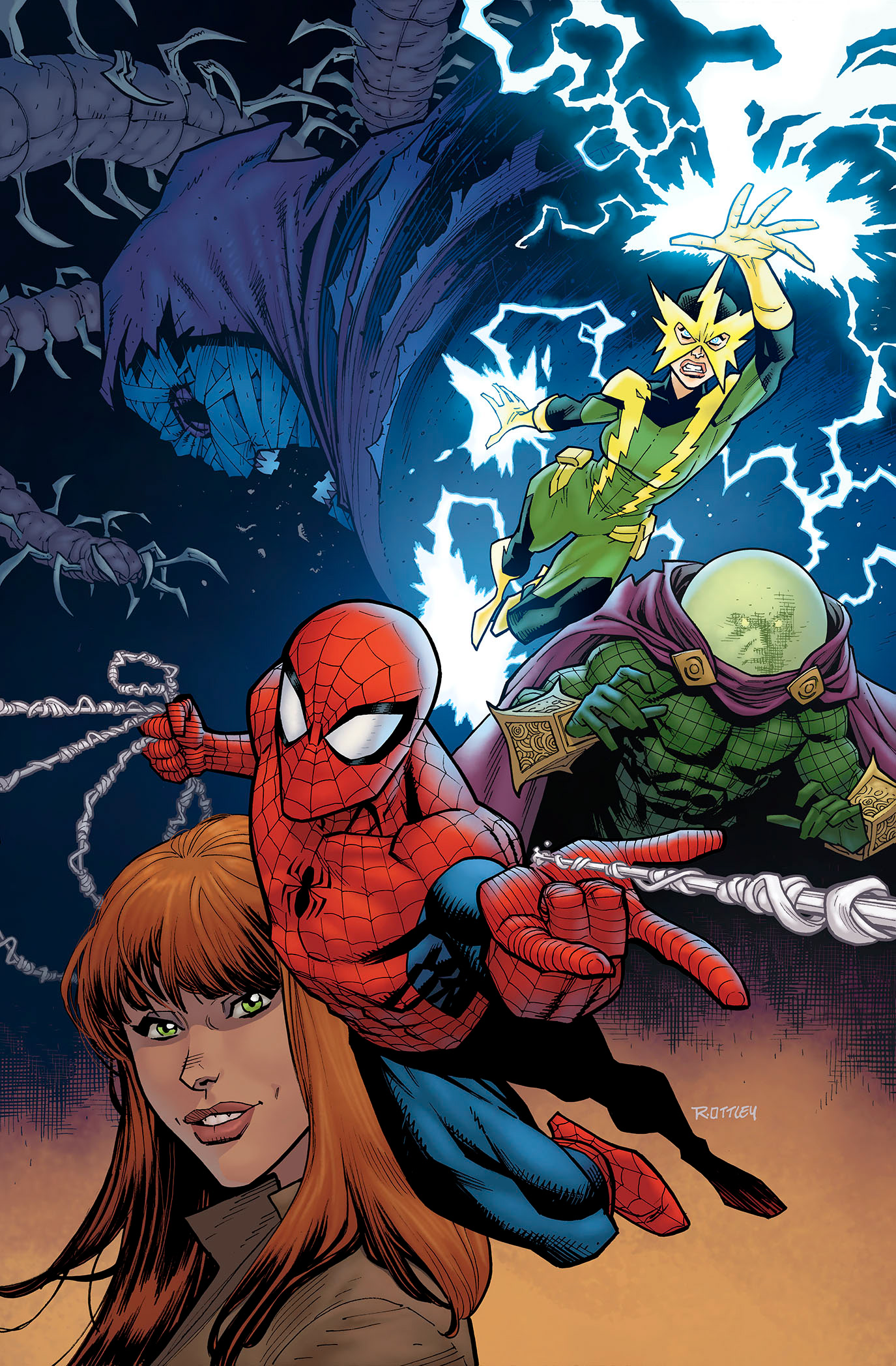 The Amazing Spider-Man Vol 5: Behind the Scenes review