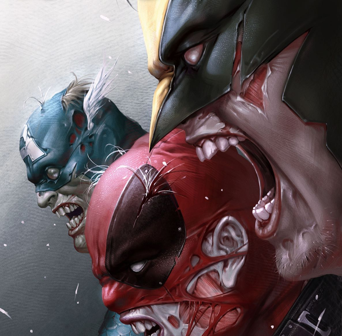 Marvel Zombies: Resurrection #1 Review