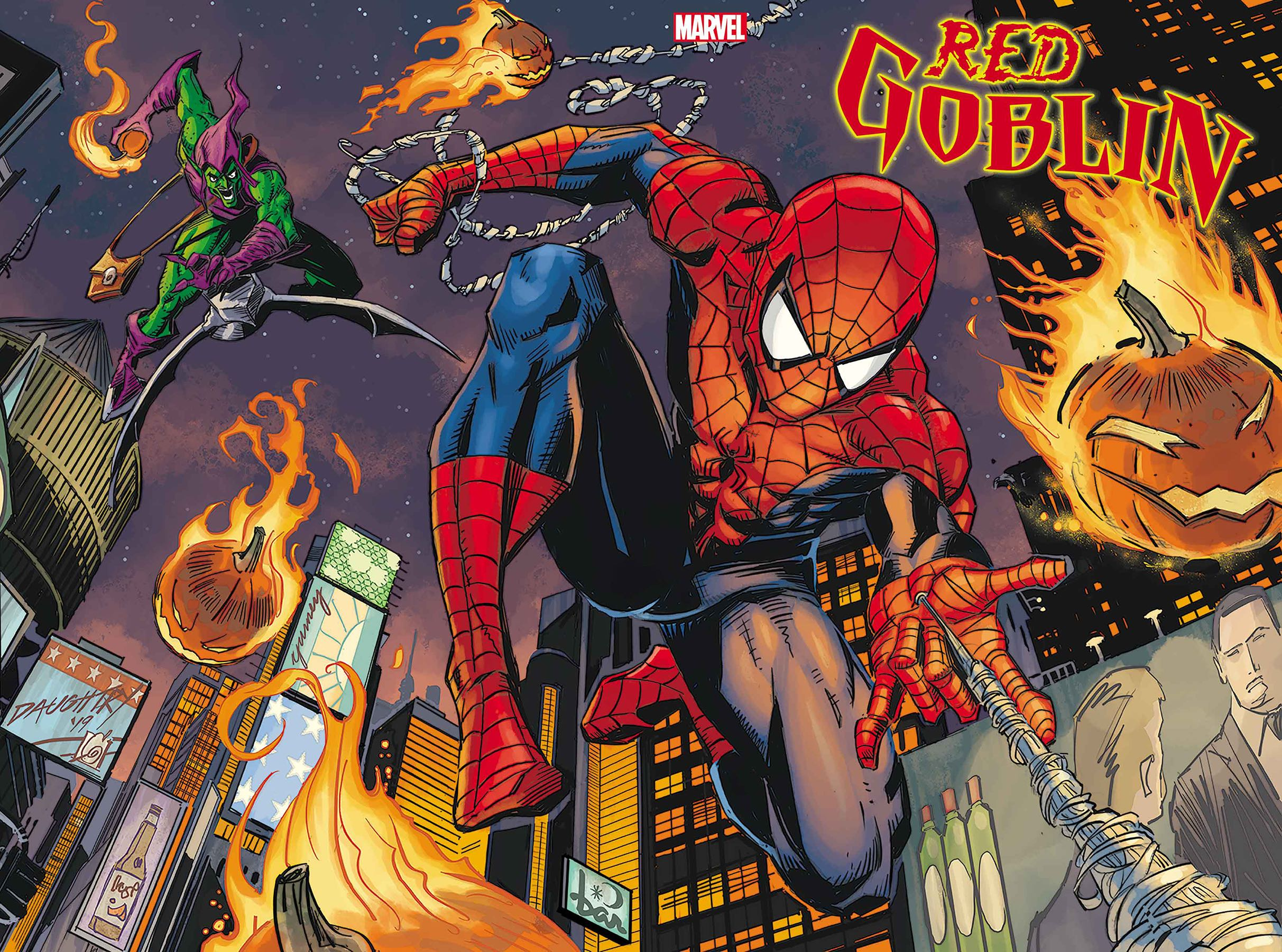 Red Goblin: Red Death #1 Review