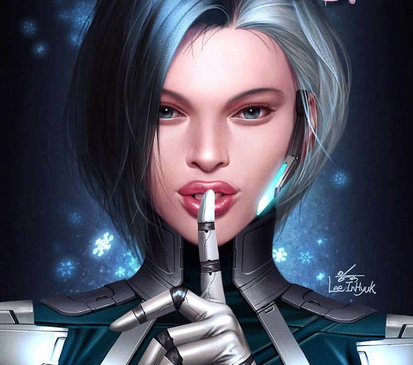 Future Fight Firsts: Luna Snow #1 Review