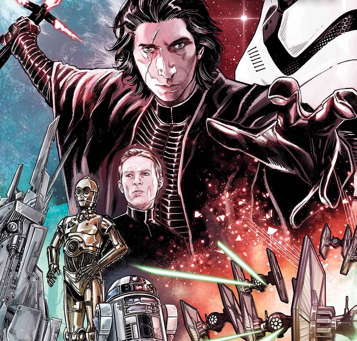 Journey to Star Wars: The Rise of Skywalker – Allegiance #2 Review