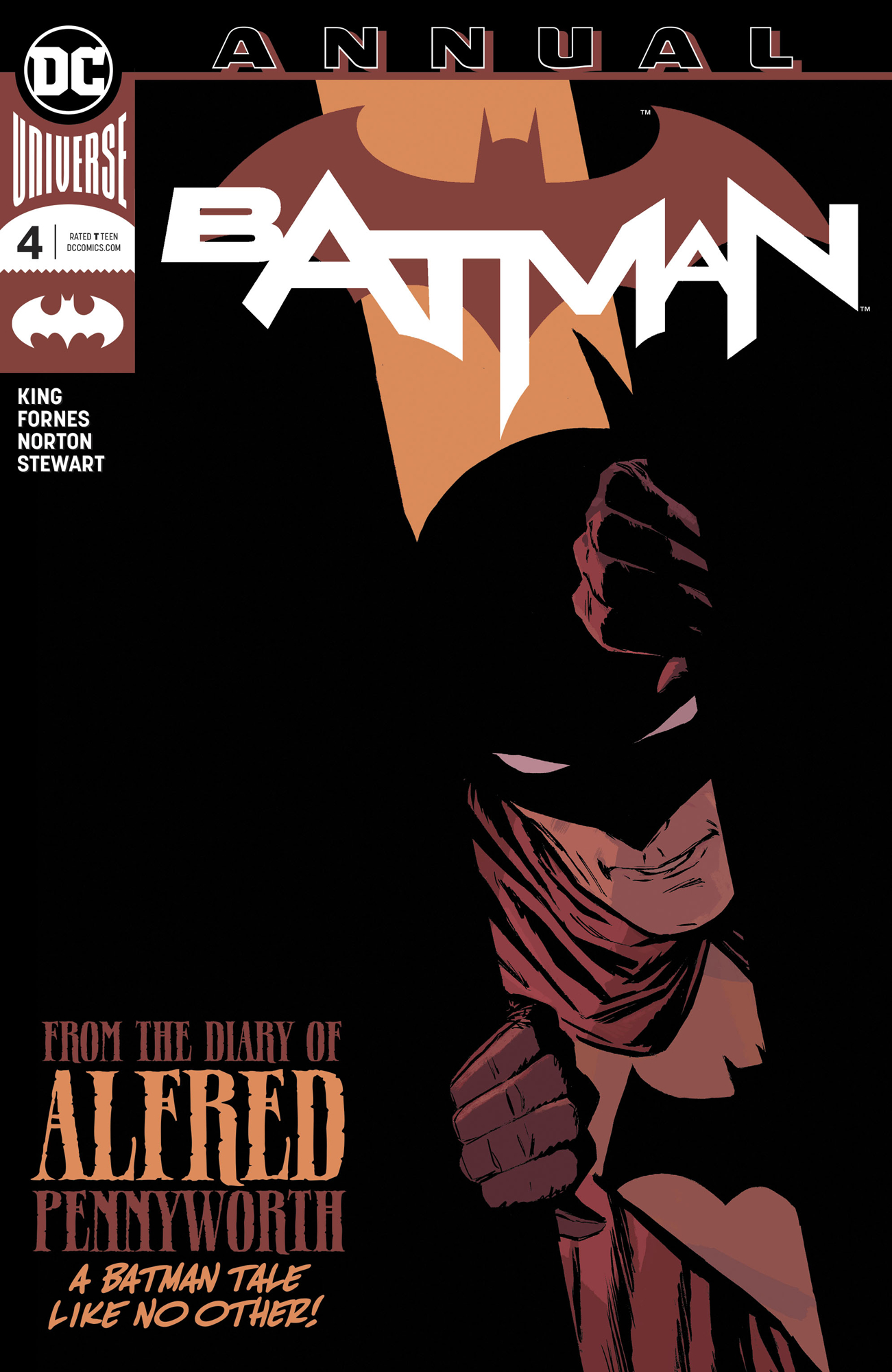 Batman Annual #4 Review: Everyday