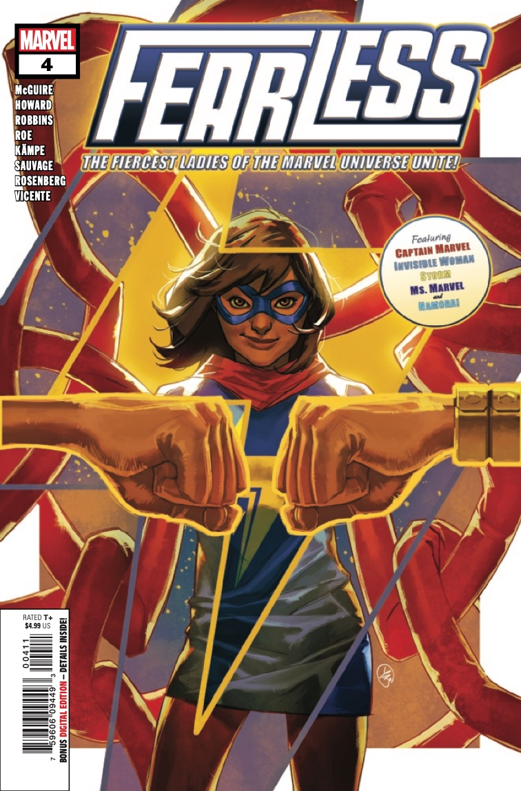 Marvel Preview: Fearless #4