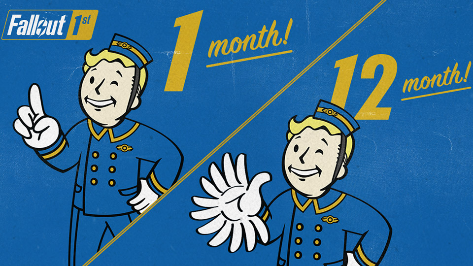 Bethesda announces $100 annual subscription service for Fallout 76