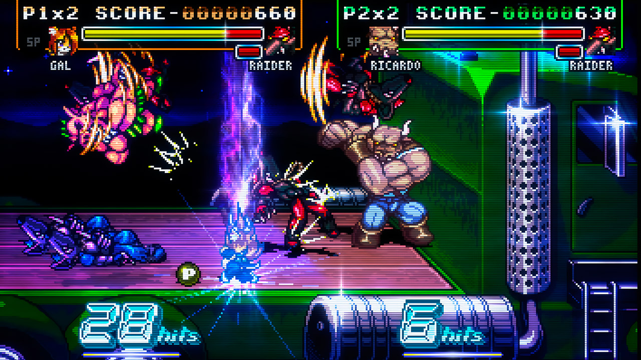 Fight'n Rage Xbox One Review