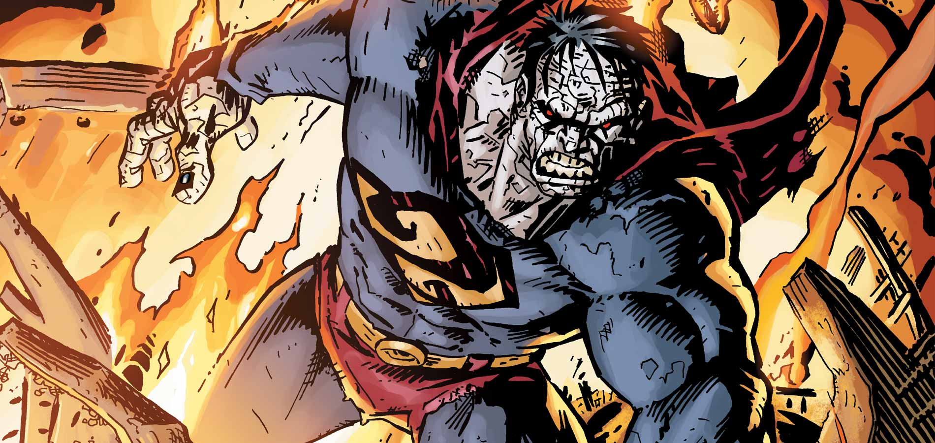 DC Universe gets weird with new anthology series, BizarroTV