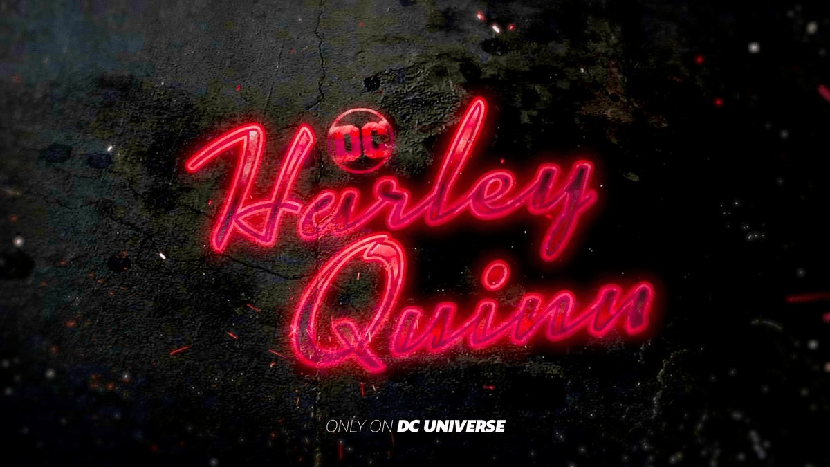 DC UNIVERSE announces Harley Quinn animated series premiere date
