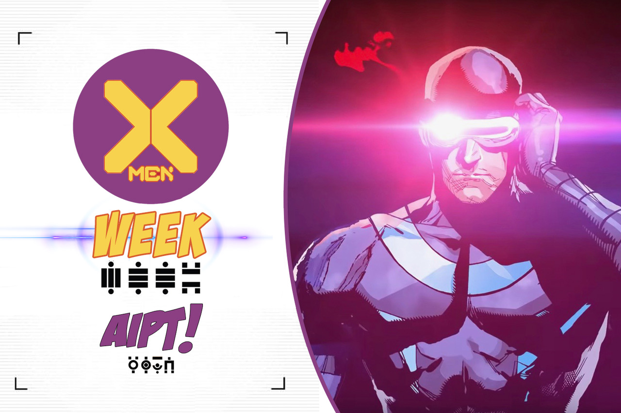 Coming Soon to AiPT!: Jonathan Hickman and X-Men Week