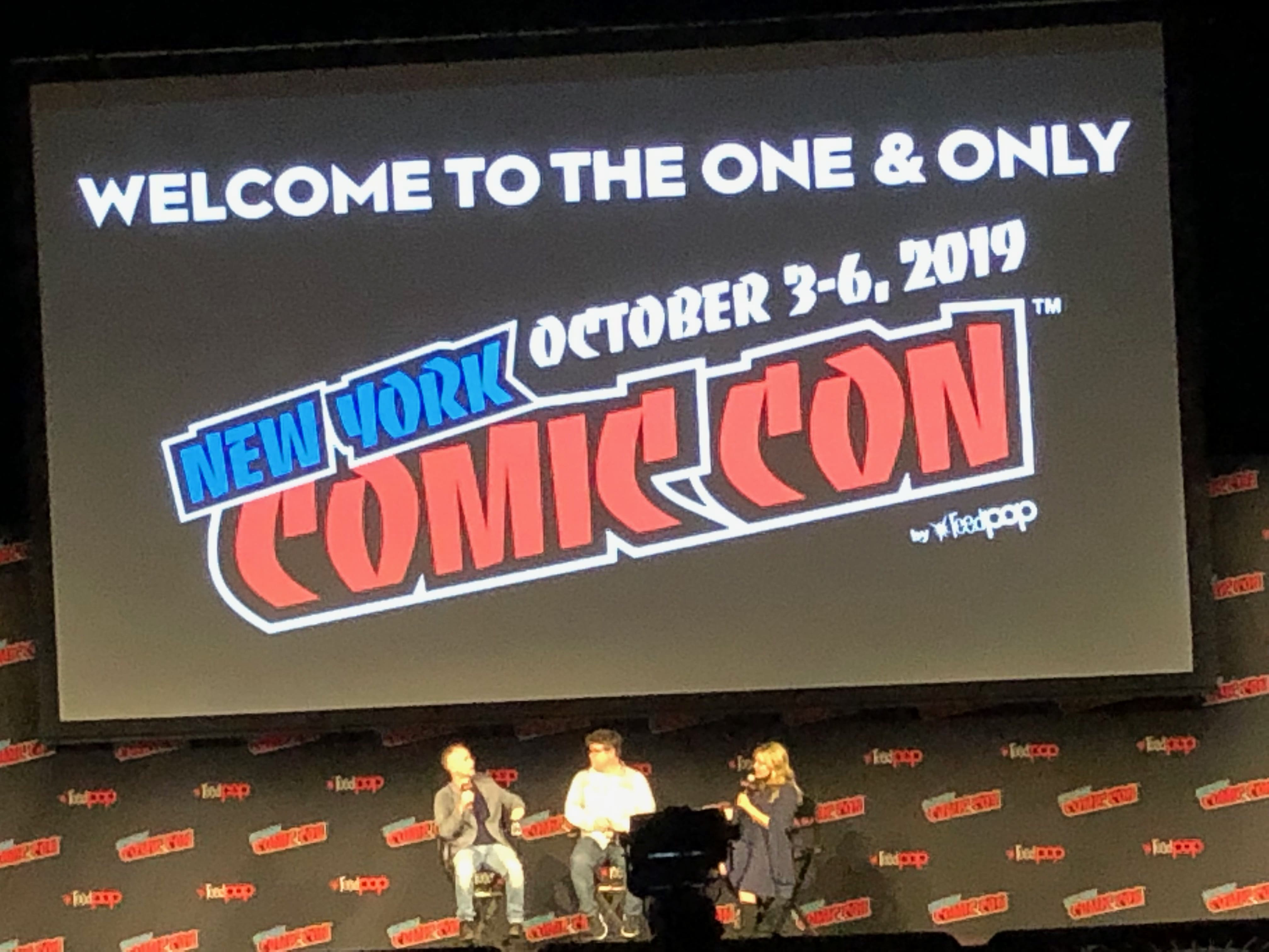 NYCC '19: Hobbits Reunion panel reveals much from Billy Boyd and Sean Astin