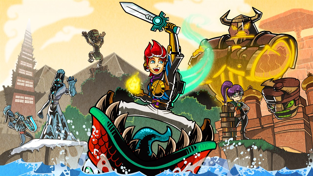 A Knight's Quest - PlayStation 4 Review