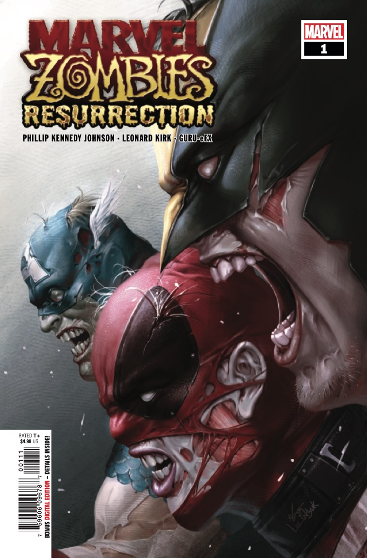 Marvel Preview: Marvel Zombies: Resurrection #1