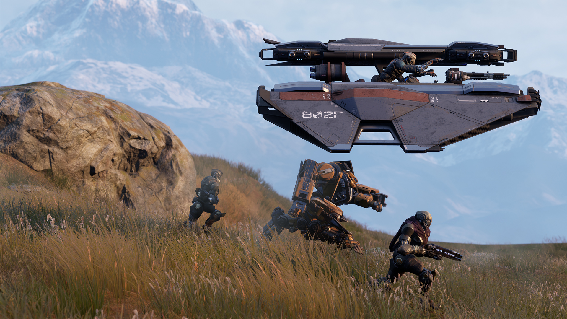 NYCC 2019: Hands-on with the FPS-RTS Hybrid 'Disintegration'