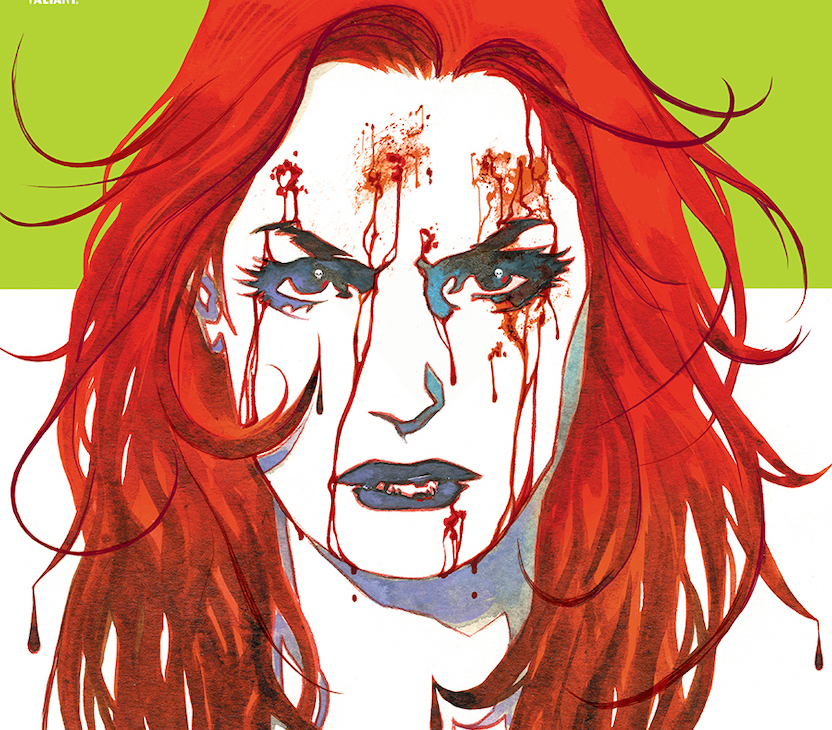 EXCLUSIVE extended Valiant Preview: Roku #1