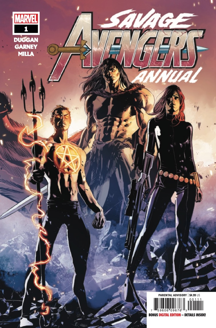 Marvel Preview: Savage Avengers Annual #1