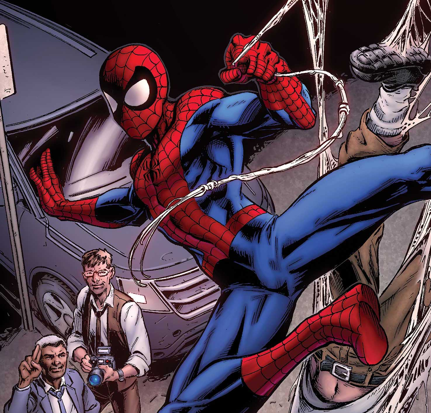 Marvel Comics First Look: Amazing Spider-Man: Daily Bugle #1