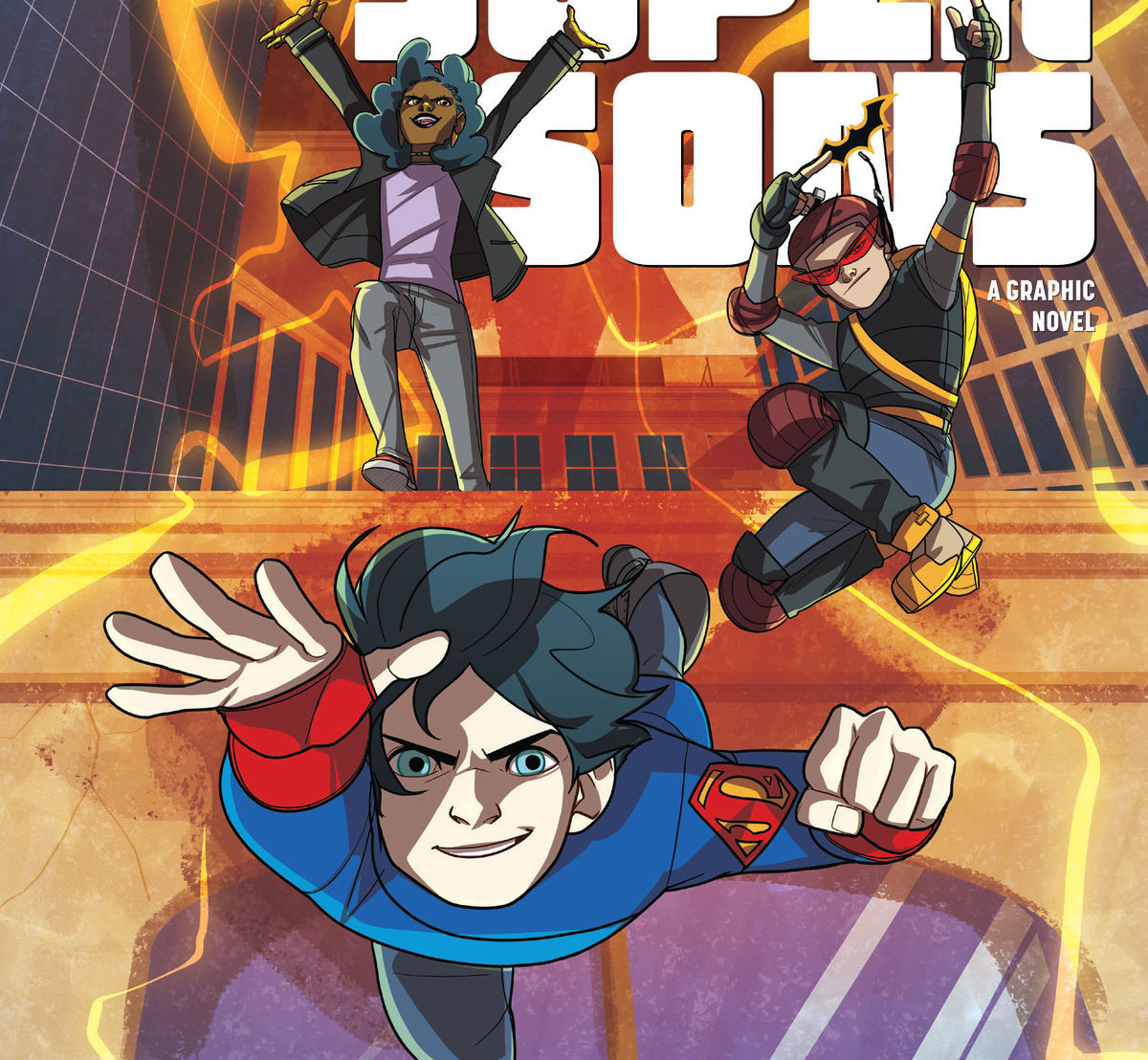 Super Sons: The Foxglove Mission Review