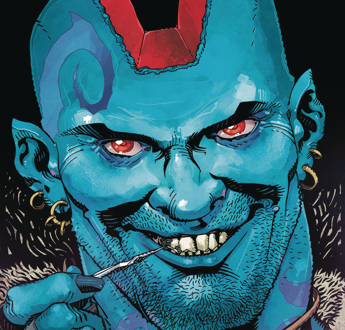 EXCLUSIVE Marvel Preview: Yondu #1