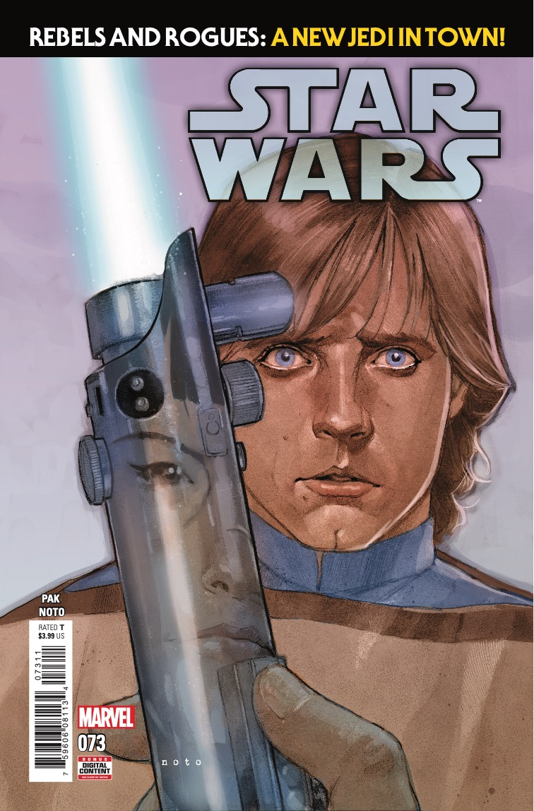 Marvel Preview: Star Wars #73
