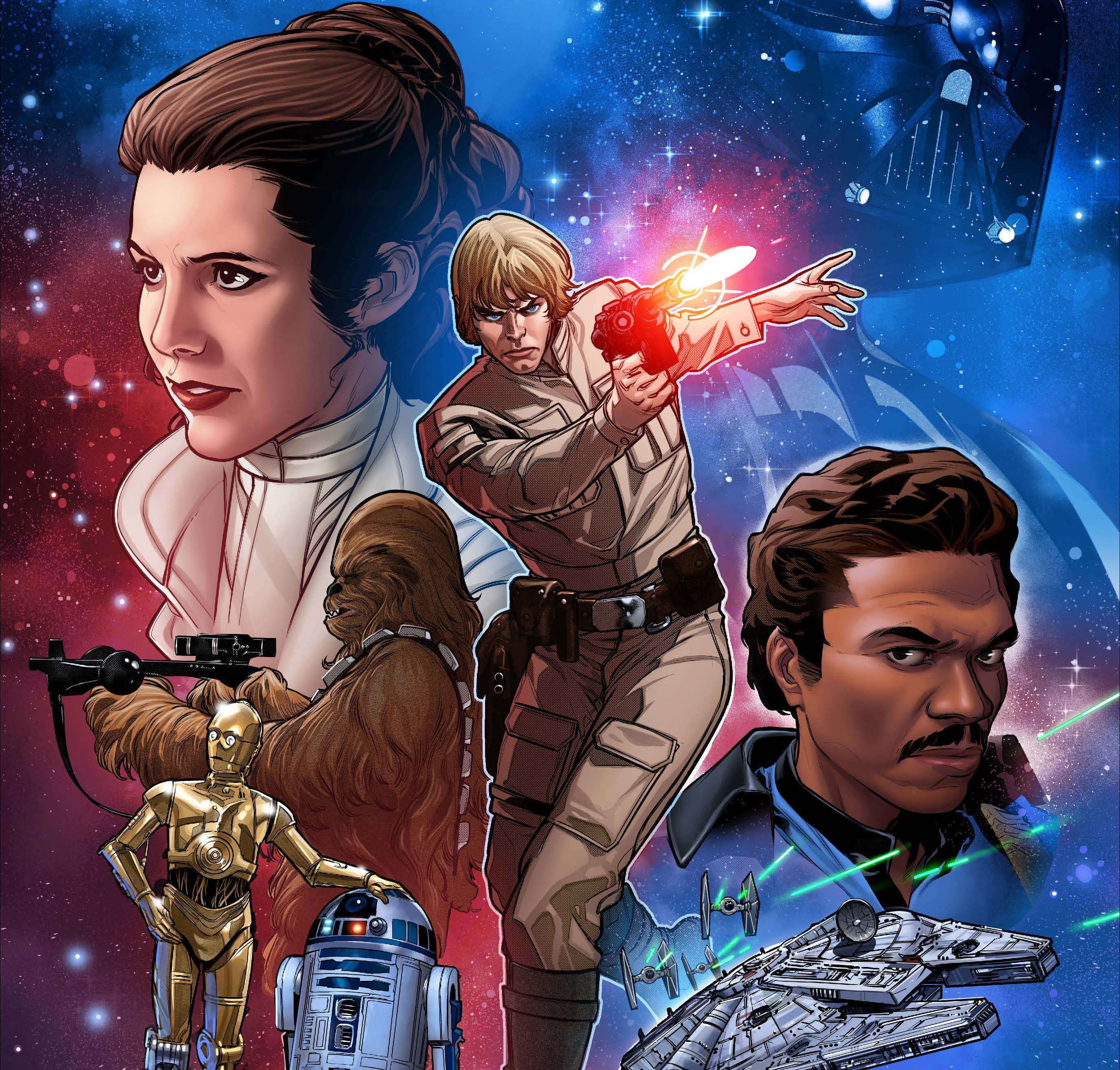 New ongoing Star Wars series begins in January 2020!