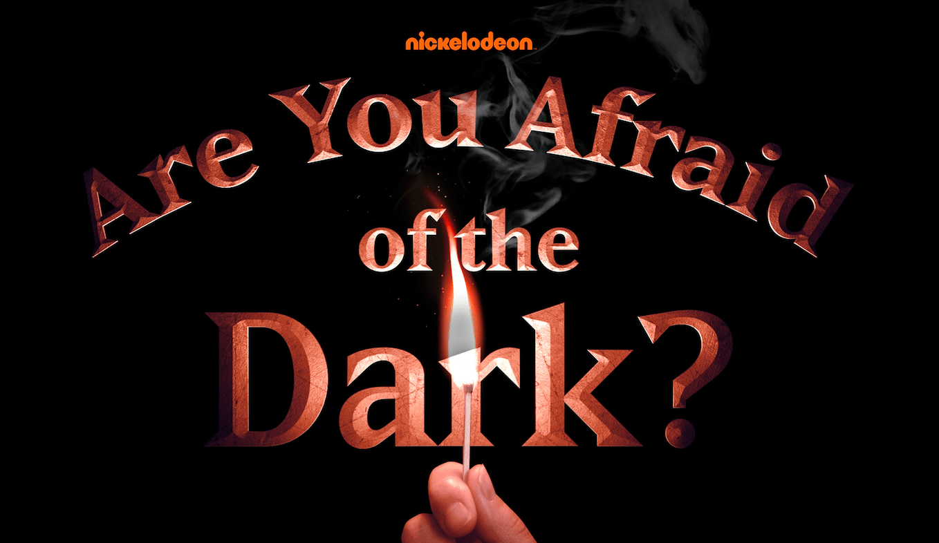 Extended look at Nickelodeon's Are You Afraid of the Dark?