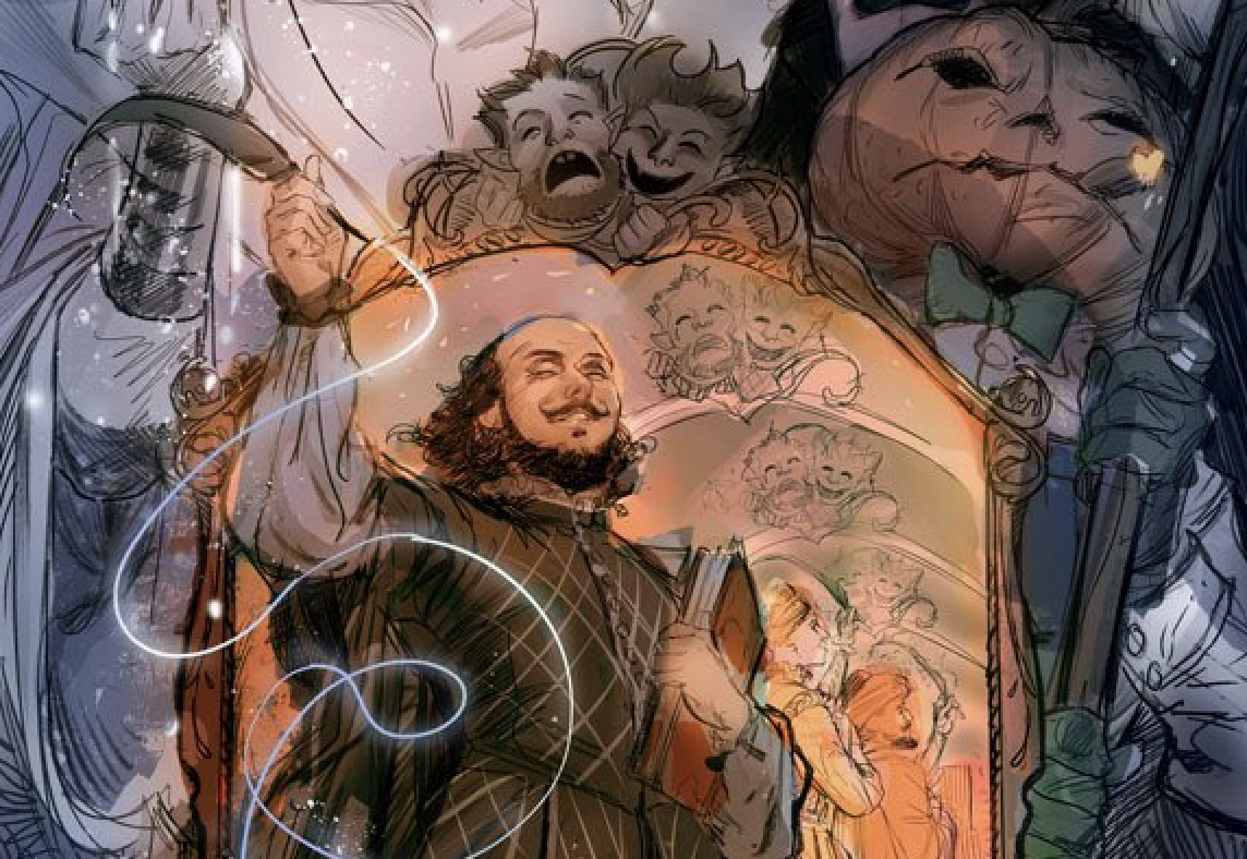 G. Willow Wilson's dream of joining the Sandman Universe has been realized.
