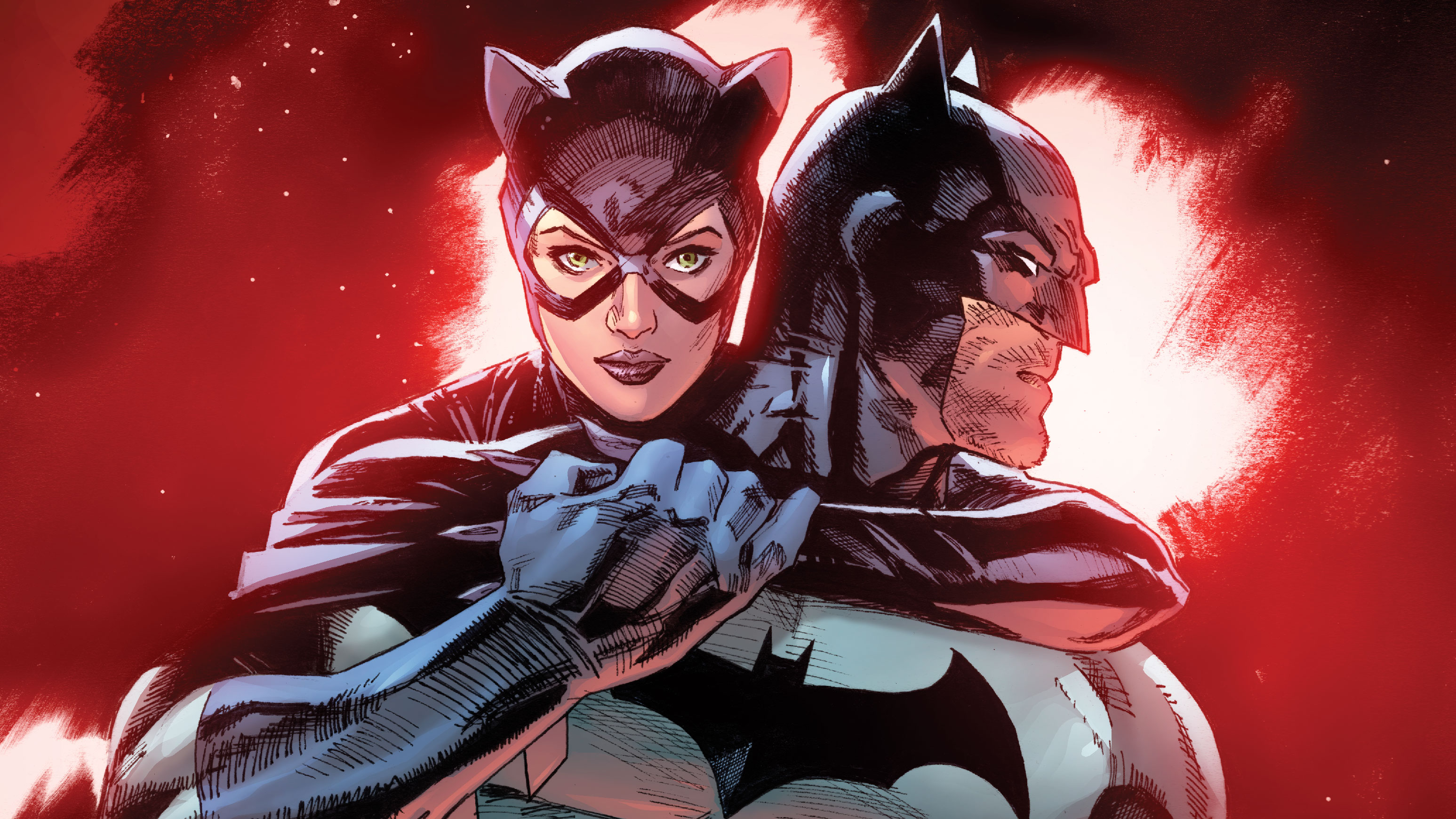 Tom King and Clay Mann's Batman/Catwoman #1 delayed past January