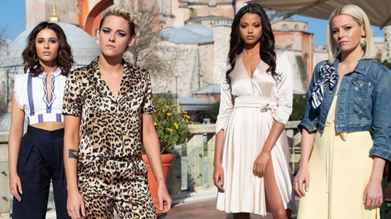 Watch: New Charlie's Angels New Trailer!