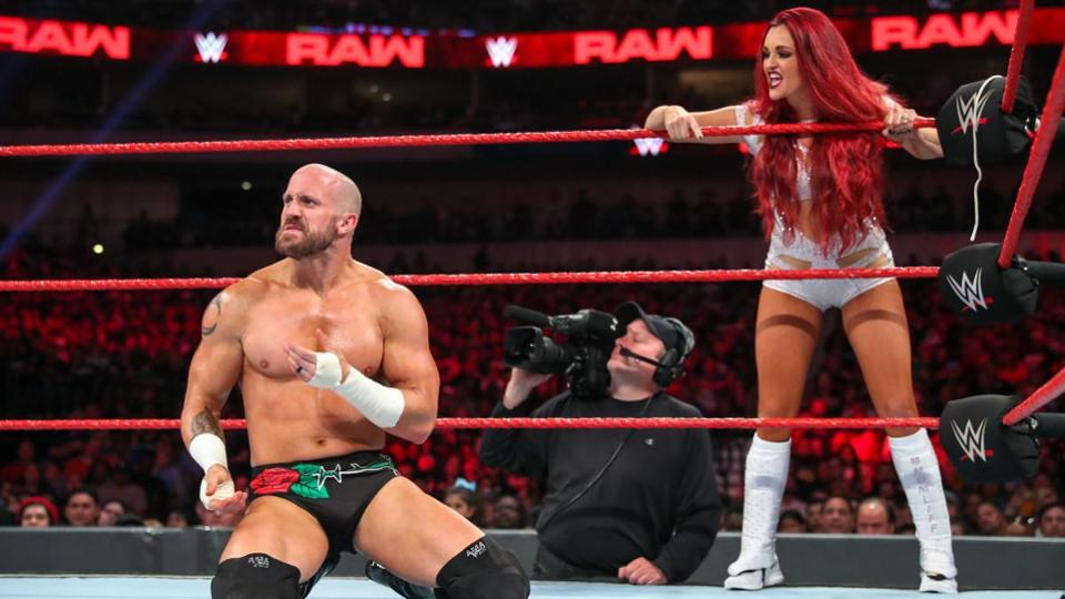 Mike Kanellis requests his release from WWE