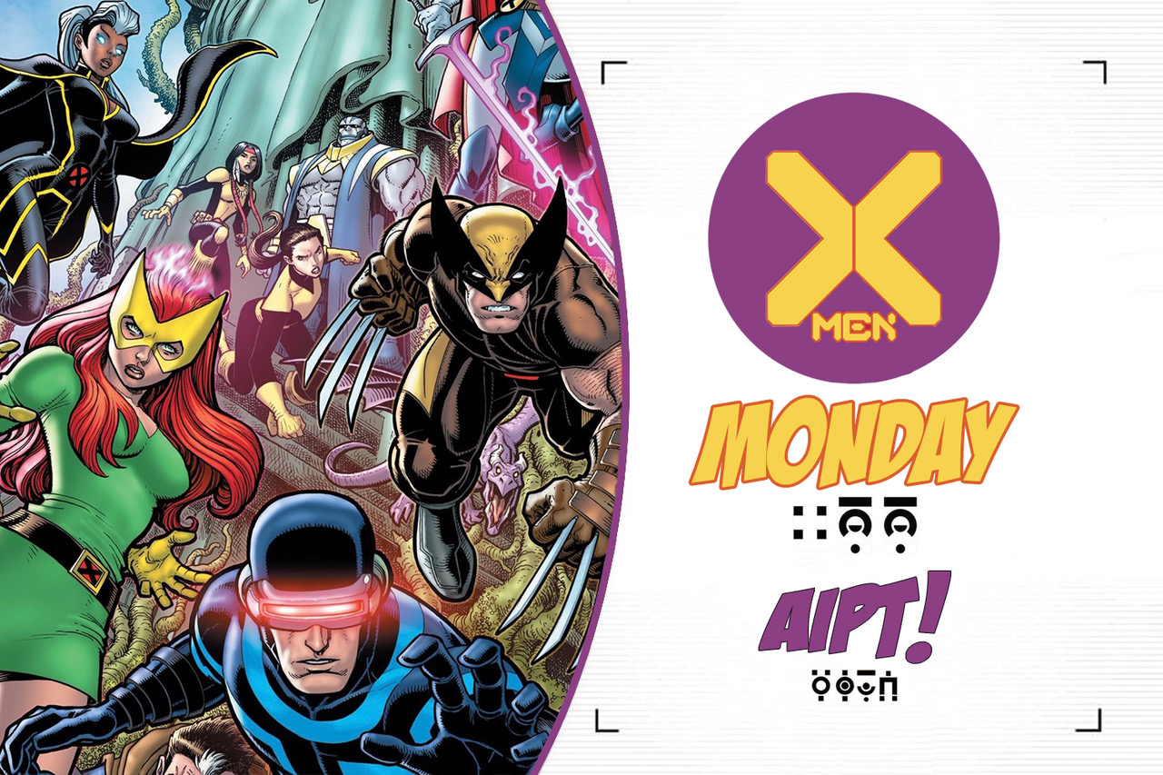 GIANT-SIZE X-Men Monday #31 - New York Comic Con 2019