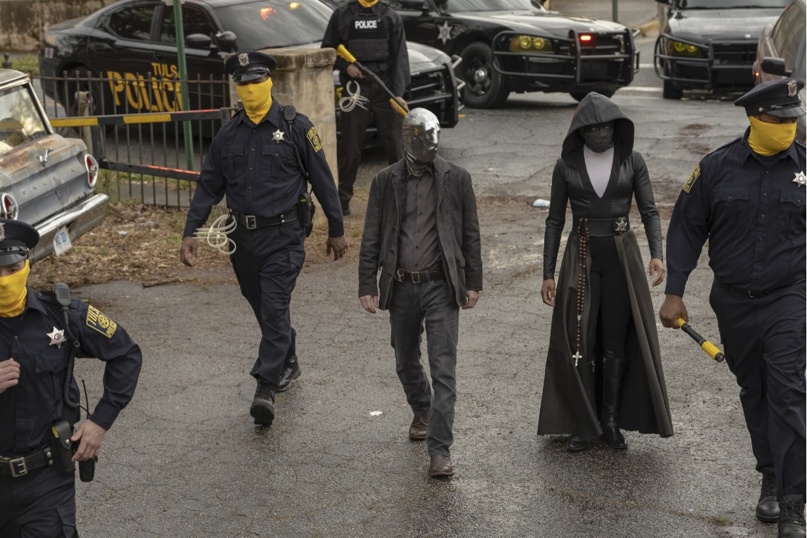 NYCC '19: HBO's 'Watchmen' premiere feels like it could be 'The Leftovers' season 4