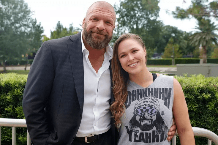 Triple H on Ronda Rousey: 'She's coming back'