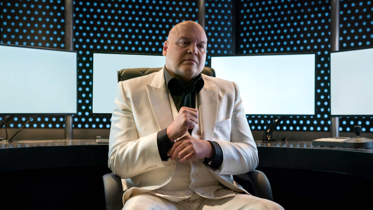 If Vincent D'Onofrio could play another Marvel character, who would he want it be?