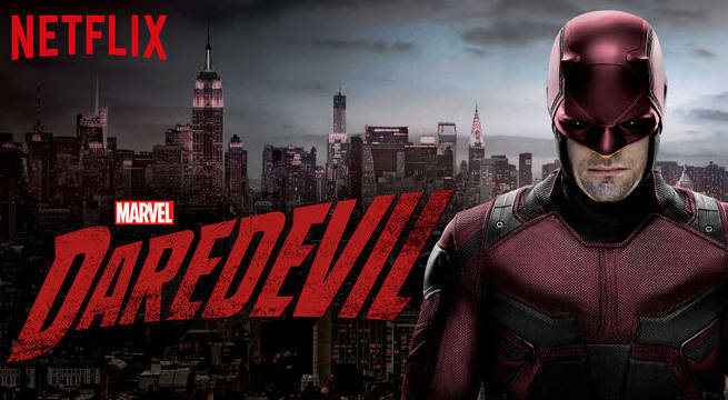 Joe Quesada comments on the possibility of the 'Daredevil' television series being born again, at NYCC19