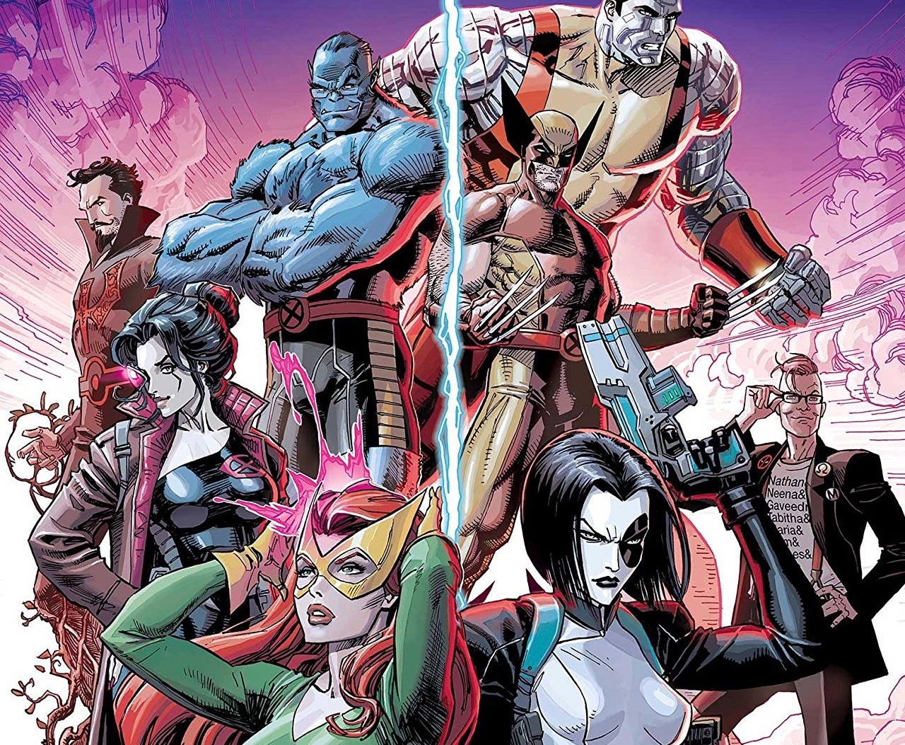 Marvel Comics reveals expanded May Marvel Unlimited titles (27,000issues!) including new Dawn of X titles