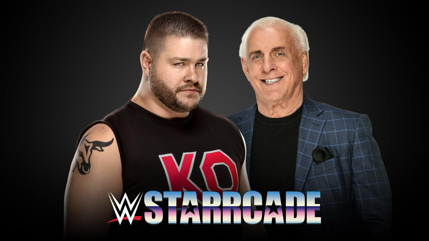 Ric Flair and The Kevin Owens show join Starrcade line-up